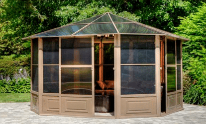 NEW at Lavignes Canvas, Sunrooms and Gazebos
